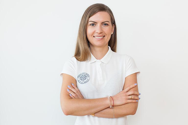 mgr Joanna Krzymińska