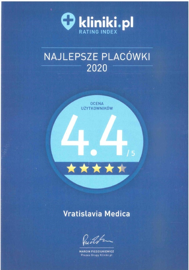 nagroda Kliniki